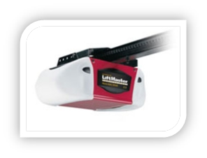 Liftmaster Security Plus Garage Door Opener - Home Improvement